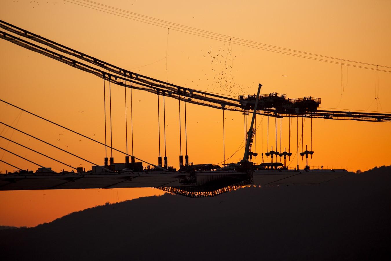Troisième pont sur le Bosphore_setec