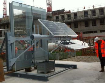 Tribunal panneaux photovoltaïques