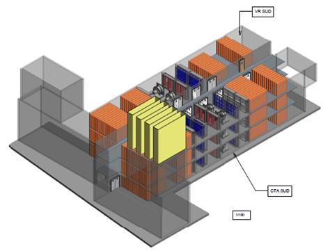 tribunal de Paris ventilation