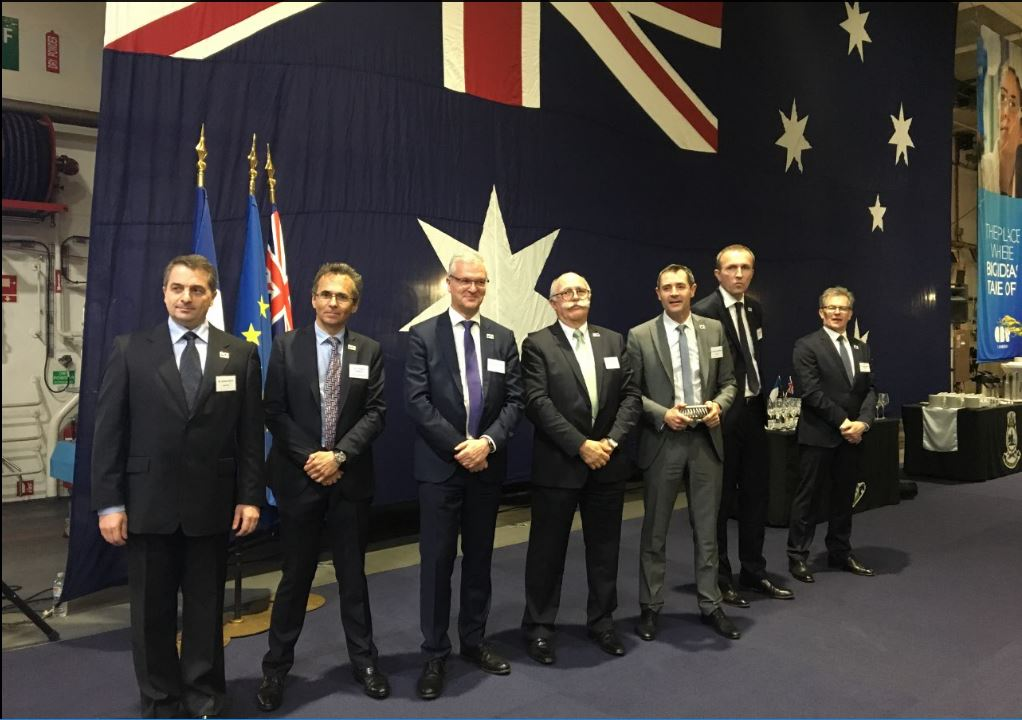 Maritime connection days australie